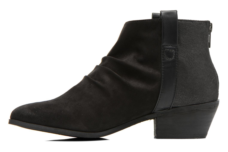 Bottines et boots La Strada Sol Noir vue face