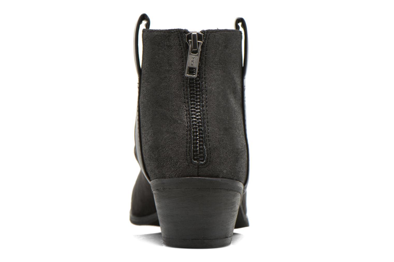 Bottines et boots La Strada Sol Noir vue droite