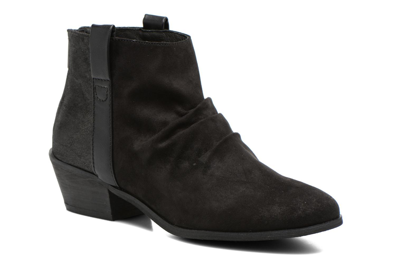 Bottines et boots La Strada Sol Noir vue détail/paire