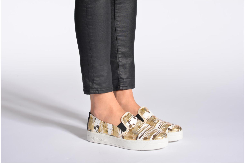 Sneakers Desigual Camilla Multicolore immagine dal basso