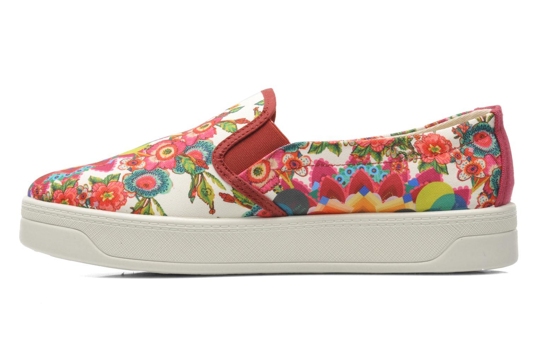Sneakers Desigual Camilla Multicolore immagine frontale