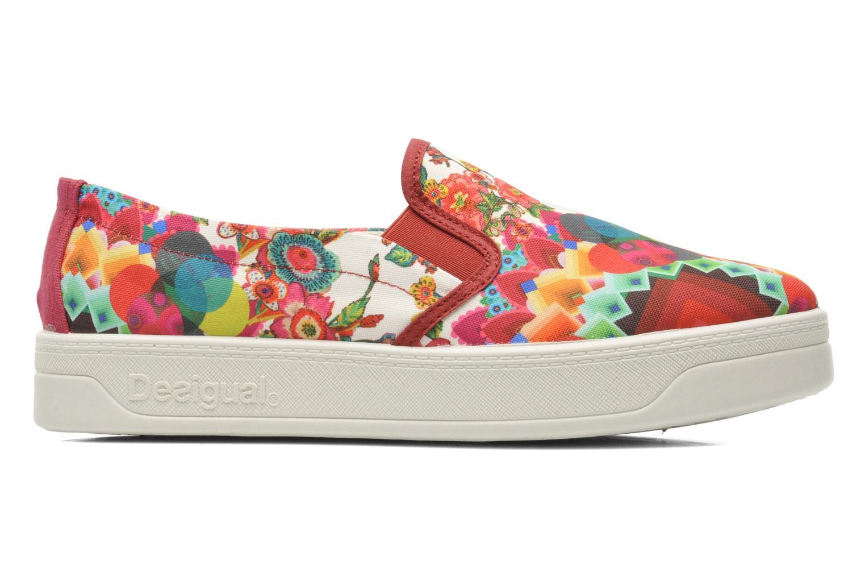 Sneakers Desigual Camilla Multicolor achterkant