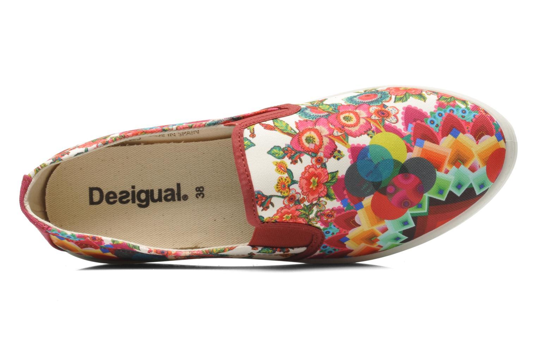 Sneakers Desigual Camilla Multicolore immagine sinistra