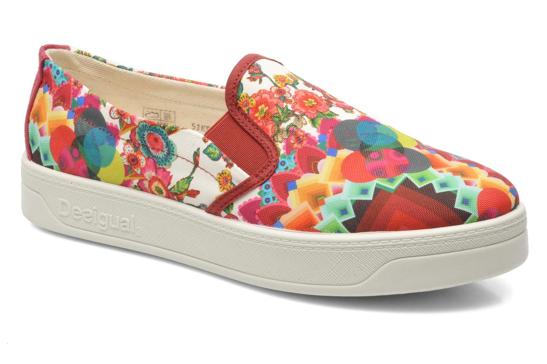 Sneakers Desigual Camilla Multicolor detail