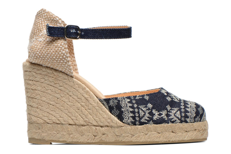 Sandali e scarpe aperte Desigual Silla Azzurro immagine posteriore