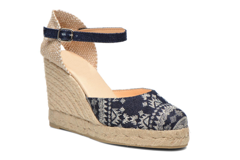 Sandalias Desigual Silla Azul vista de detalle / par