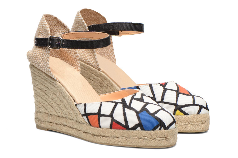 Sandaler Desigual Silla Vit 3/4 bild