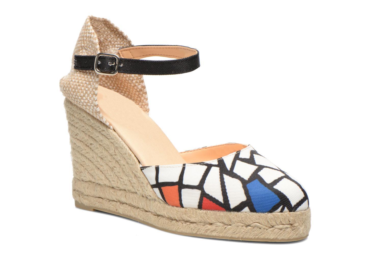 Sandalen Desigual Silla weiß detaillierte ansicht/modell