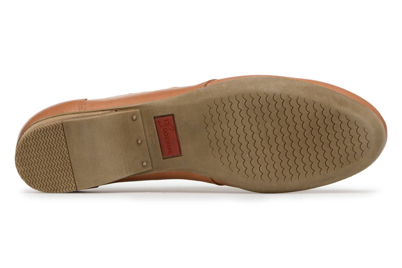 Chaussures à lacets Dorking Candy 5058 Marron vue haut