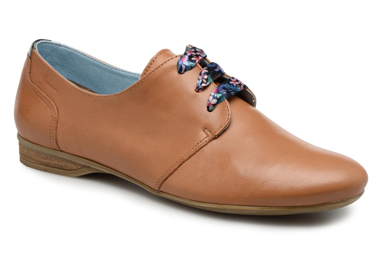 Chaussures à lacets Dorking Candy 5058 Marron vue détail/paire