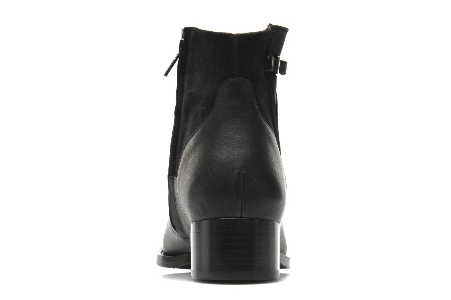 Ankle boots Free Lance Legend 4 boot buckle Black view from the right