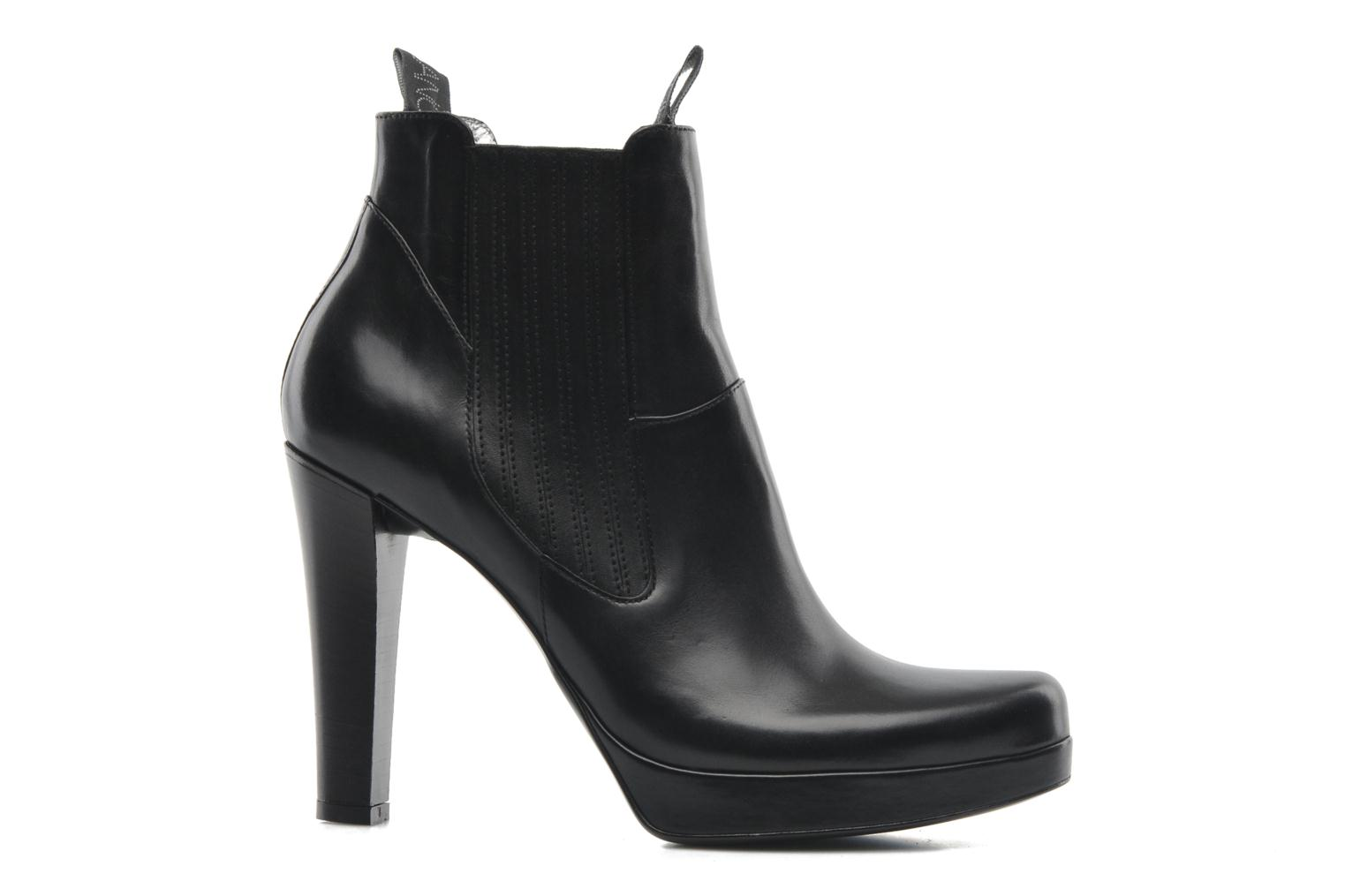 Ankle boots Free Lance Juke 7 boot jodpur Black back view