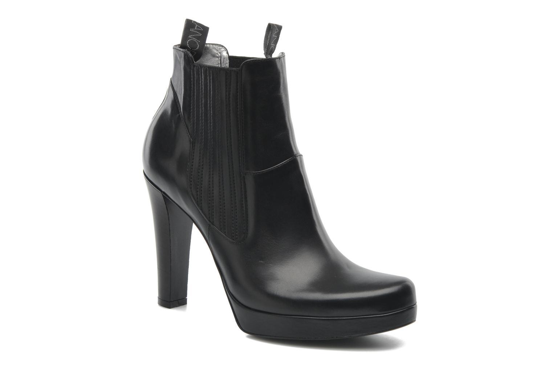 Juke 7 boot jodpur Veau Noir