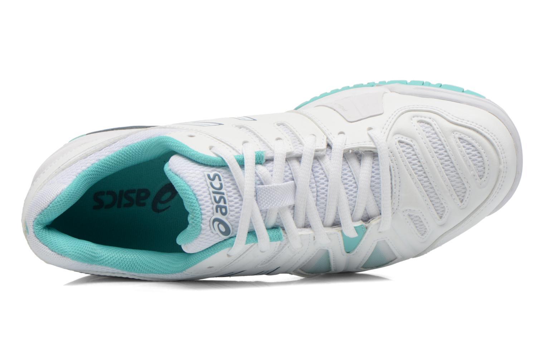 Chaussures de sport Asics Gel-Game 5 W Blanc vue gauche
