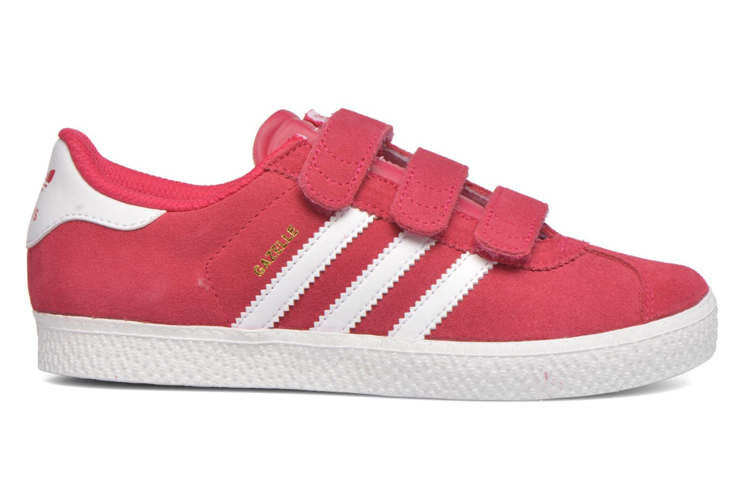 Trainers Adidas Originals GAZELLE 2 CF C Pink back view