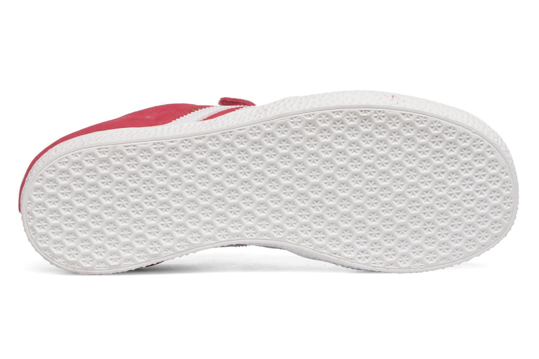 Sneakers Adidas Originals GAZELLE 2 CF C Roze boven