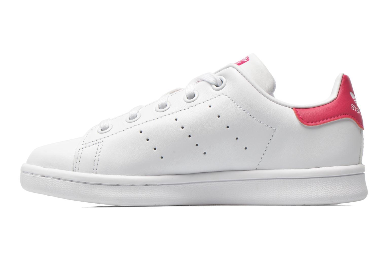 Baskets Adidas Originals Stan Smith Cf C Blanc vue face
