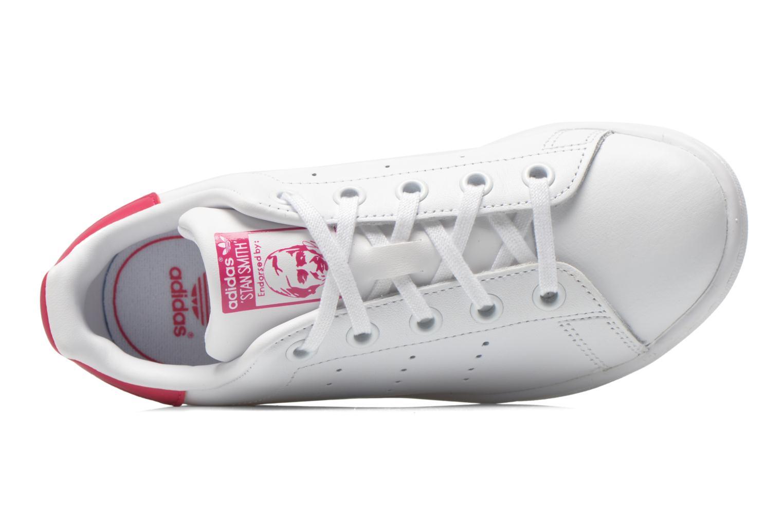 Sneakers Adidas Originals Stan Smith Cf C Bianco immagine sinistra