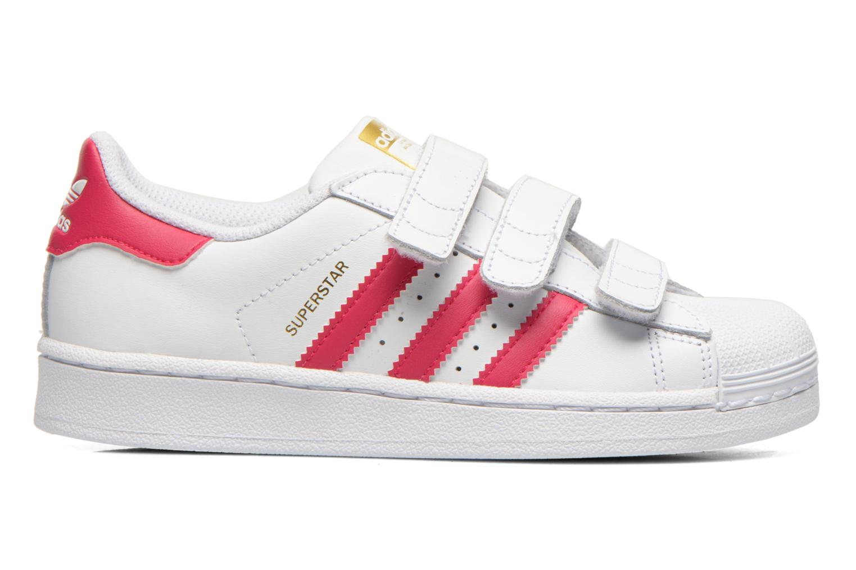 Sneakers Adidas Originals Superstar Foundation Cf C Bianco immagine posteriore