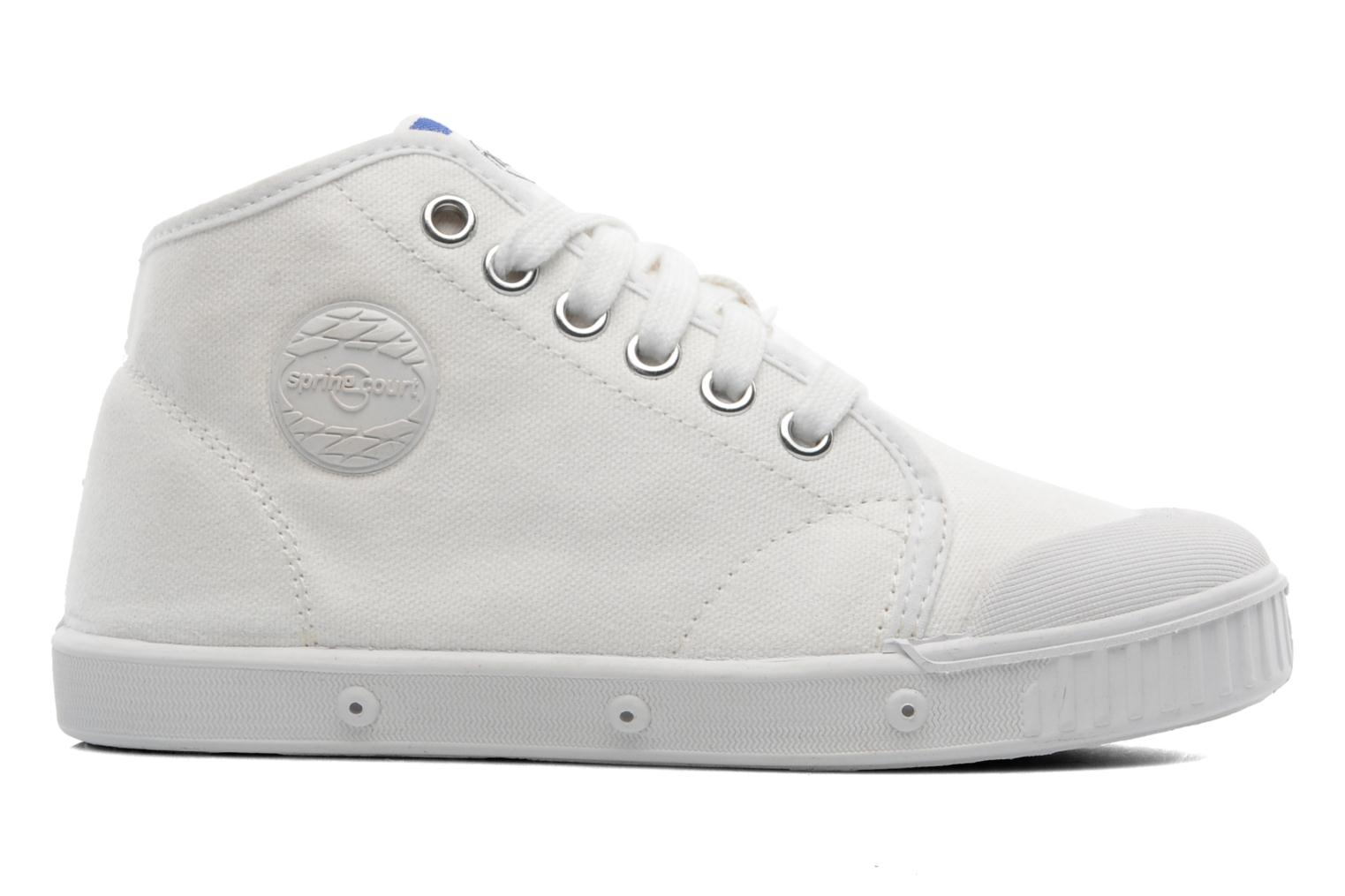 Trainers Spring Court BE1 Classic White back view