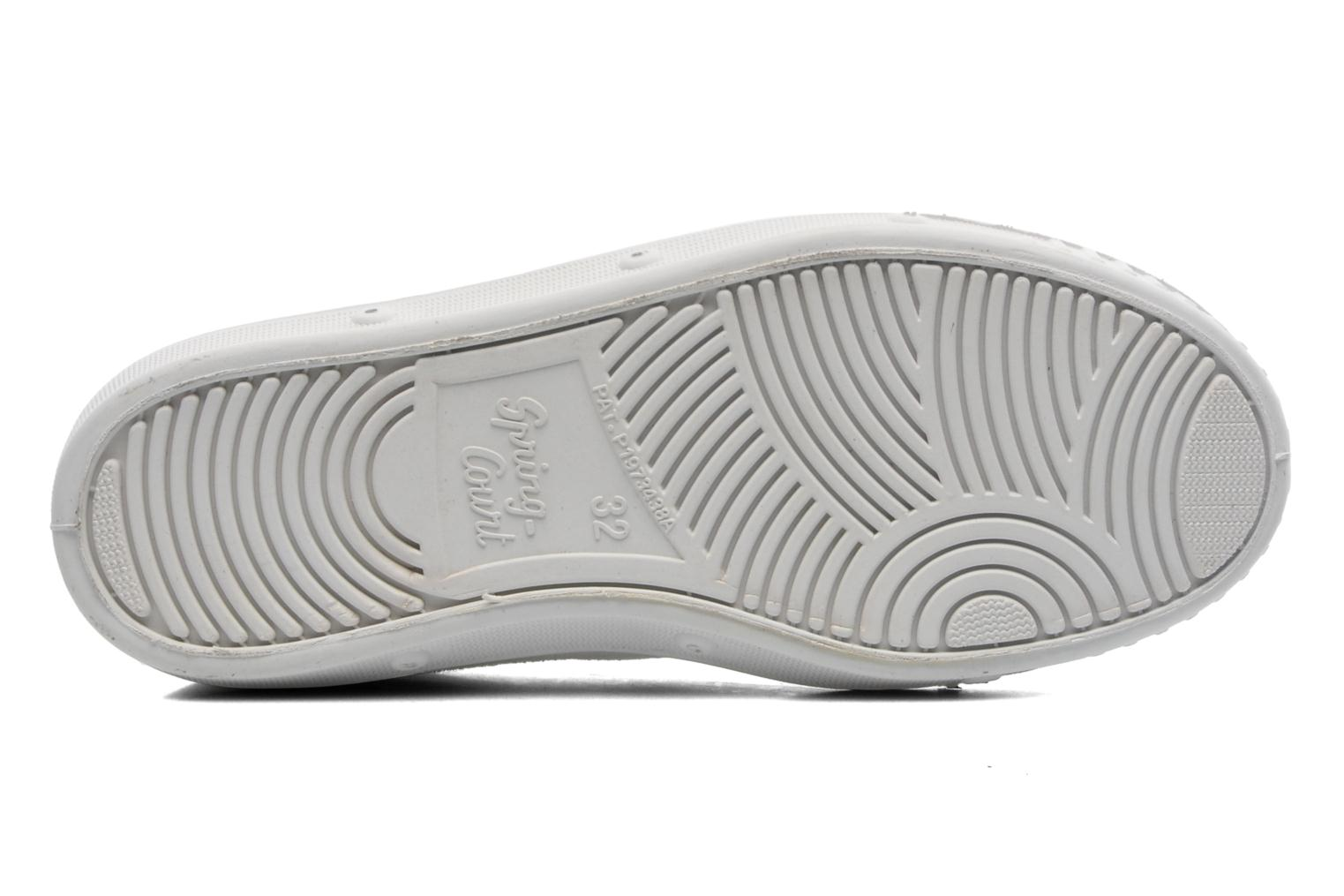 Sneakers Spring Court BE1 Classic Hvid se foroven