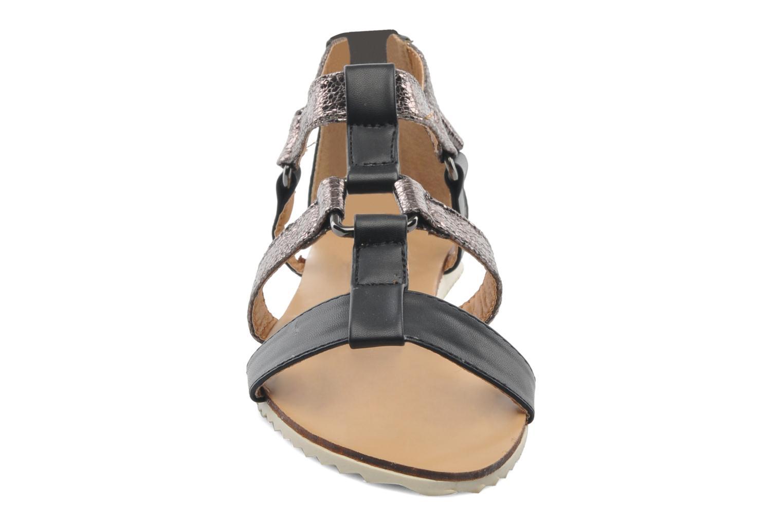 Sandales et nu-pieds Divine Factory Acrux Multicolore vue portées chaussures