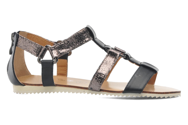 Sandales et nu-pieds Divine Factory Acrux Multicolore vue derrière