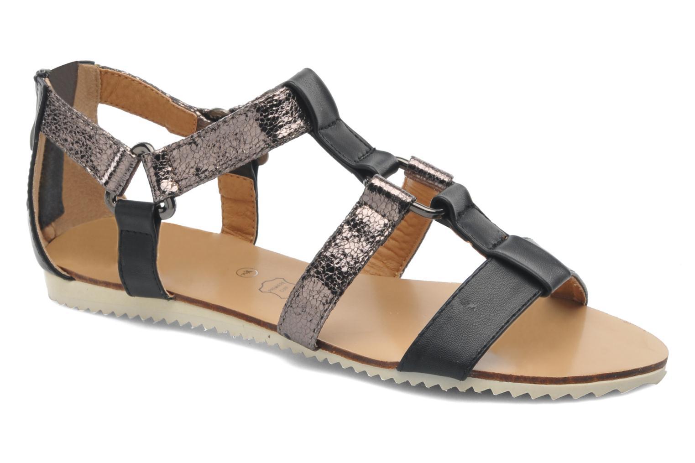 Sandales et nu-pieds Divine Factory Acrux Multicolore vue détail/paire