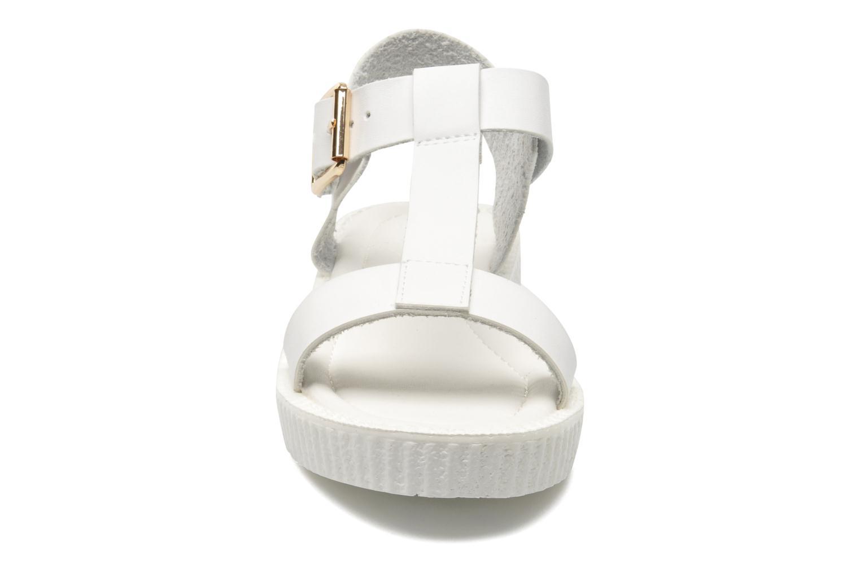 Sandals Divine Factory Adara White model view