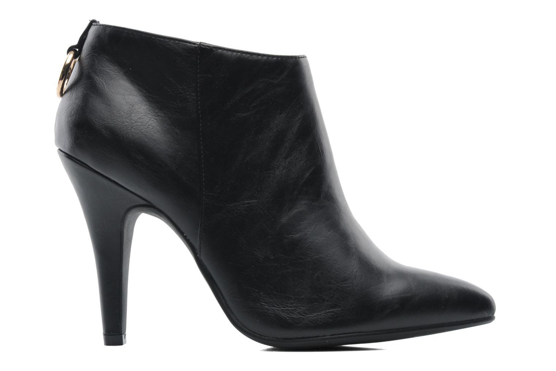 Ankle boots Divine Factory Algebar Black back view