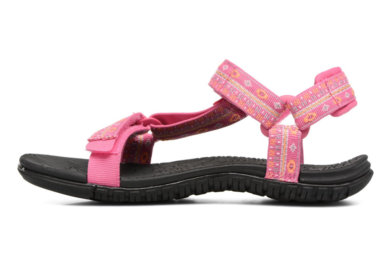Sandales et nu-pieds Teva Hurricane 3 Kids Rose vue face