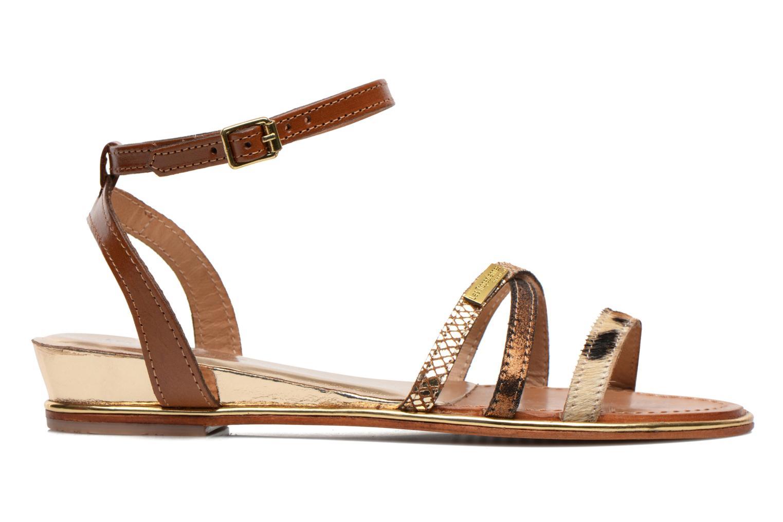 Sandales et nu-pieds Les Tropéziennes par M Belarbi Bianca Multicolore vue derrière