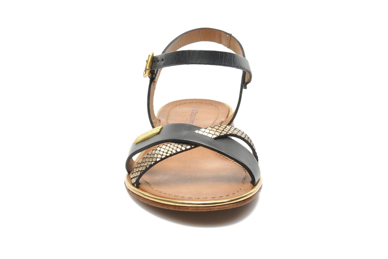 Sandalen Les Tropéziennes par M Belarbi Balade mehrfarbig schuhe getragen