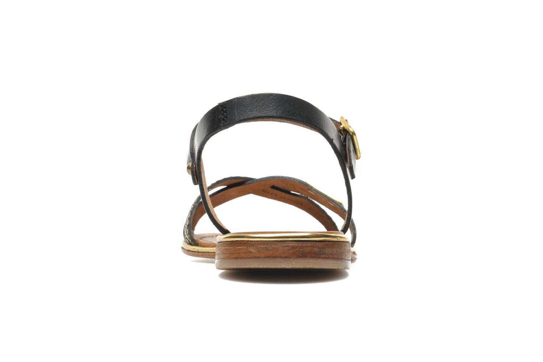 Sandali e scarpe aperte Les Tropéziennes par M Belarbi Balade Multicolore immagine destra