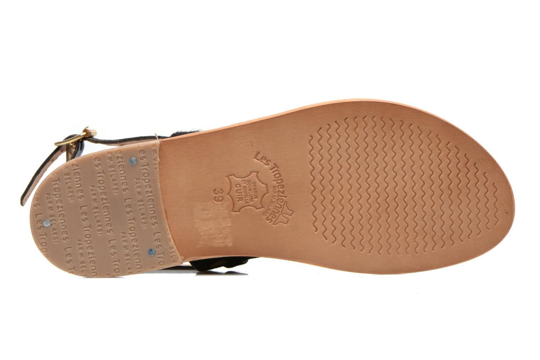 Sandali e scarpe aperte Les Tropéziennes par M Belarbi Baule Multicolore immagine dall'alto