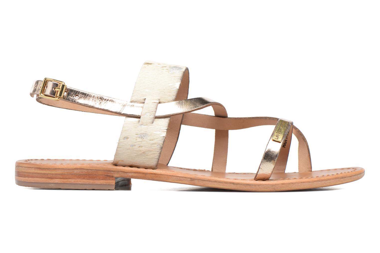 Sandali e scarpe aperte Les Tropéziennes par M Belarbi Baule Oro e bronzo immagine posteriore