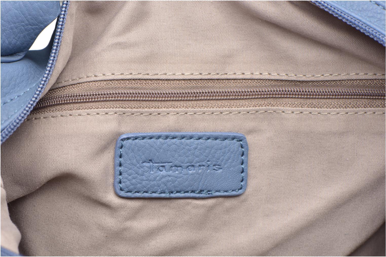 Sacs à main Tamaris GRACE Shoulderbag Bleu vue derrière