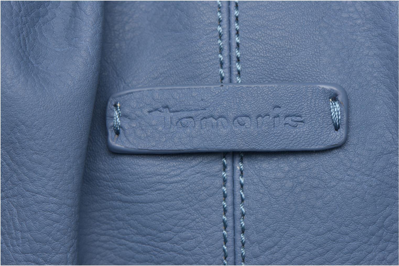 Handtaschen Tamaris GRACE Shoulderbag blau ansicht von links