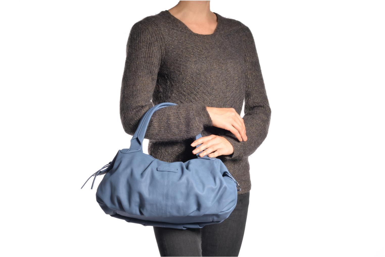 Handtaschen Tamaris GRACE Shoulderbag blau ansicht von oben