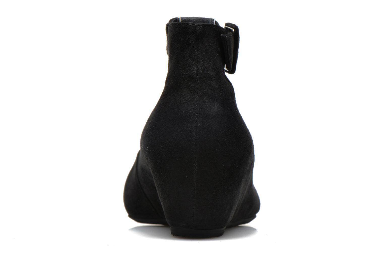 Grapa Chèvre velours noir