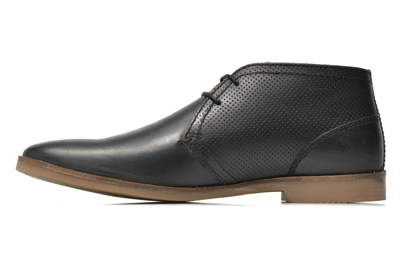 Chaussures à lacets Redskins Wolna Noir vue face