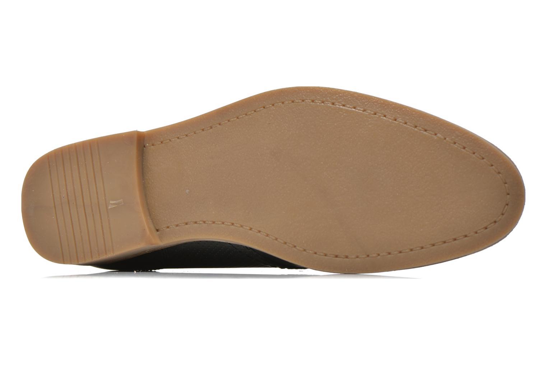 Chaussures à lacets Redskins Wolna Noir vue haut