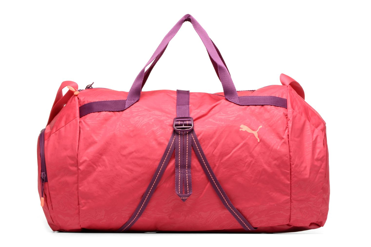Fit AT Sports Duffle Love Potion-Dark Purple-Nrgy Peach