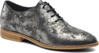 Chaussures à lacets Femme Velours Studs