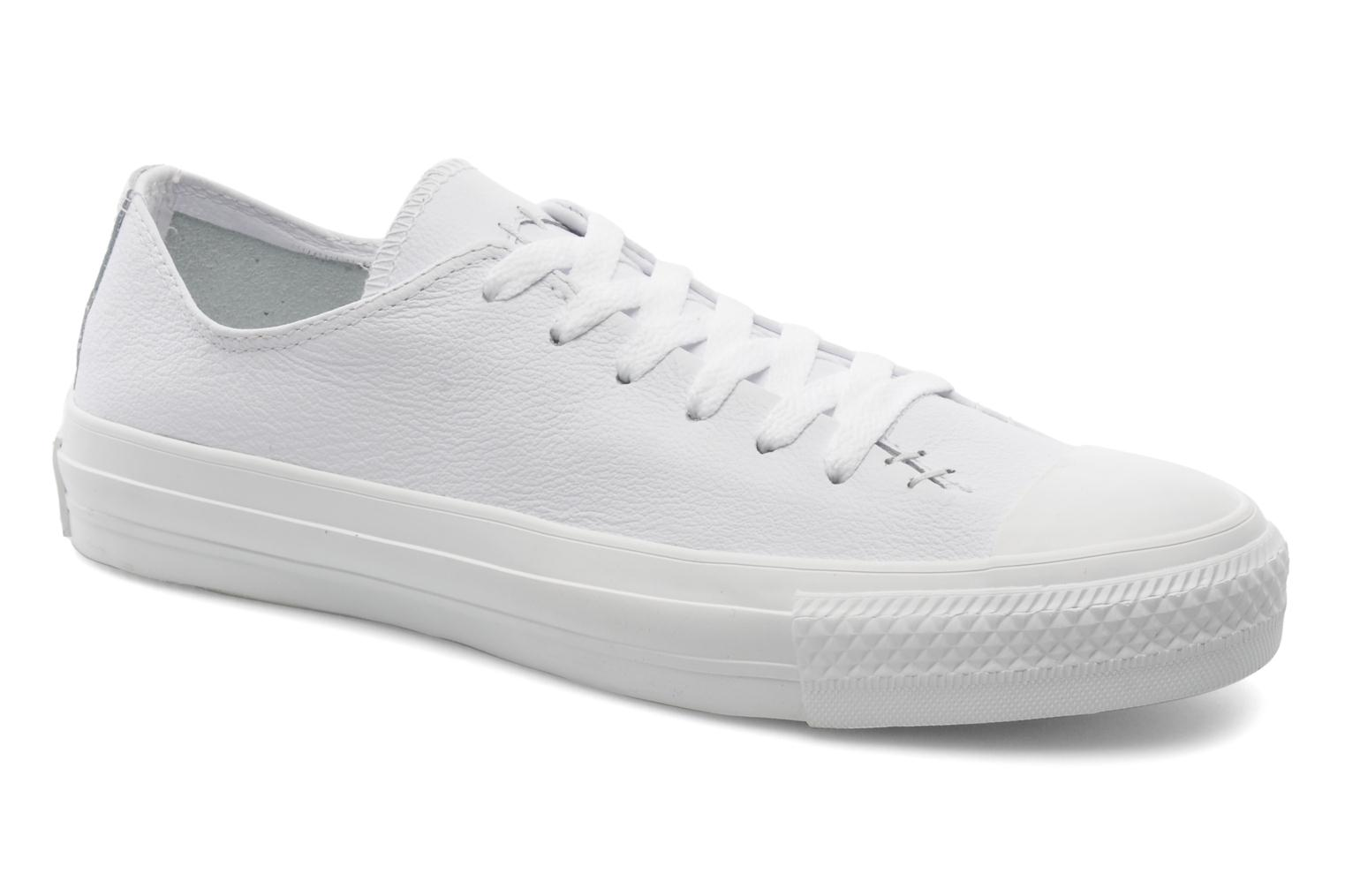 Chuck Taylor All Star Sawyer Leather Ox M Blanc