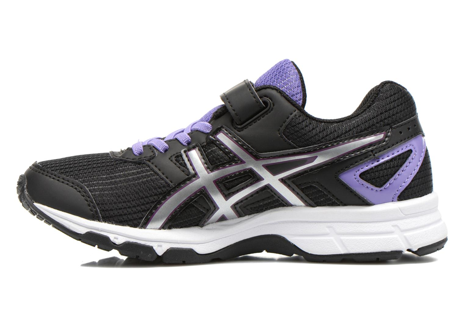 Trainers Asics Pre Galaxy 8 Ps Black front view