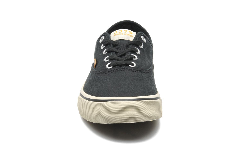 Sneakers Jack & Jones JJ Surf Cotton Low Nero modello indossato
