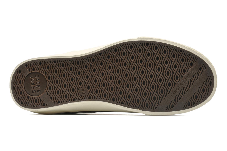 Sneakers Jack & Jones JJ Surf Cotton Low Nero immagine dall'alto