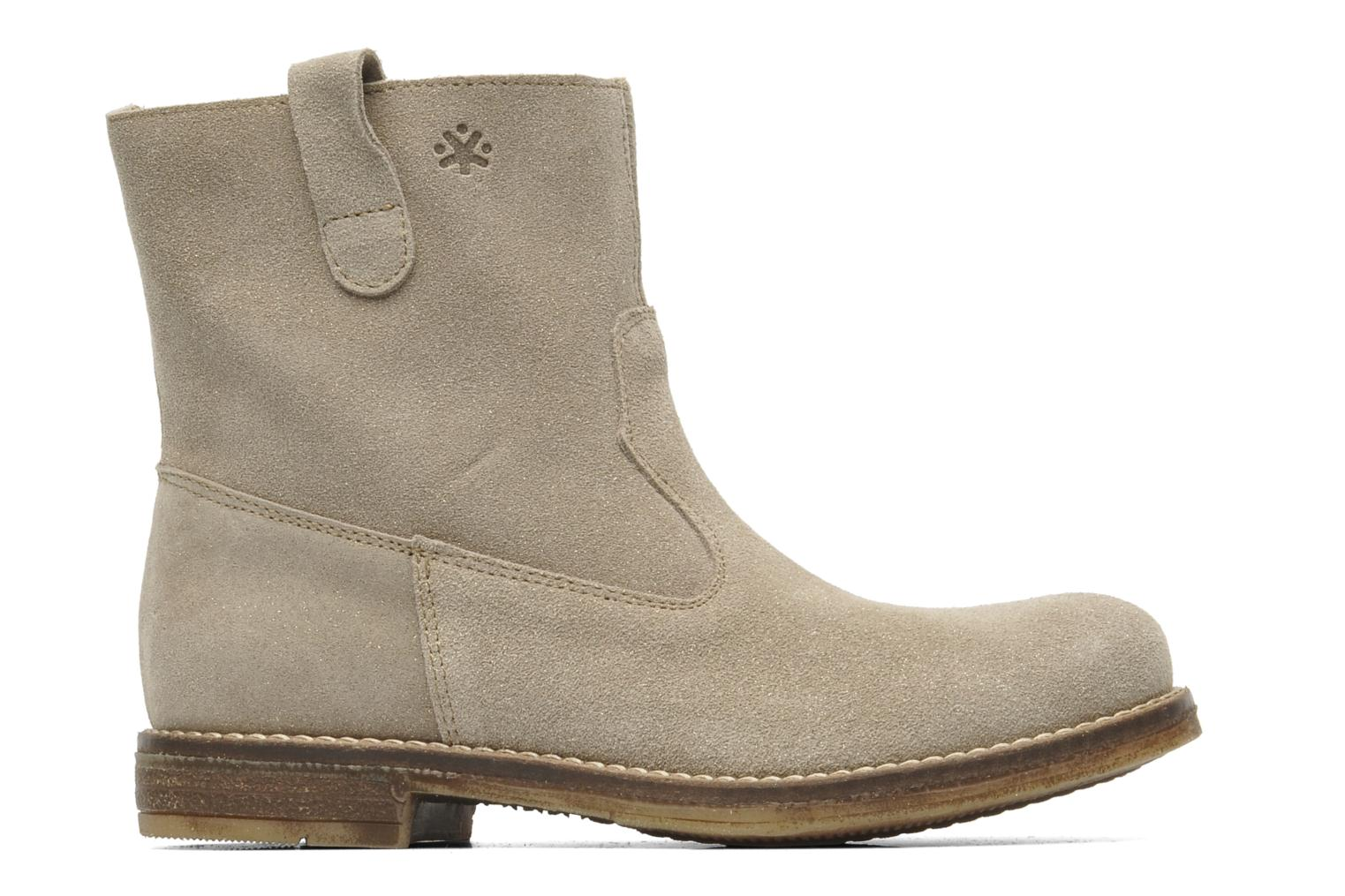 Ankle boots Acebo's Cothurne Grey back view
