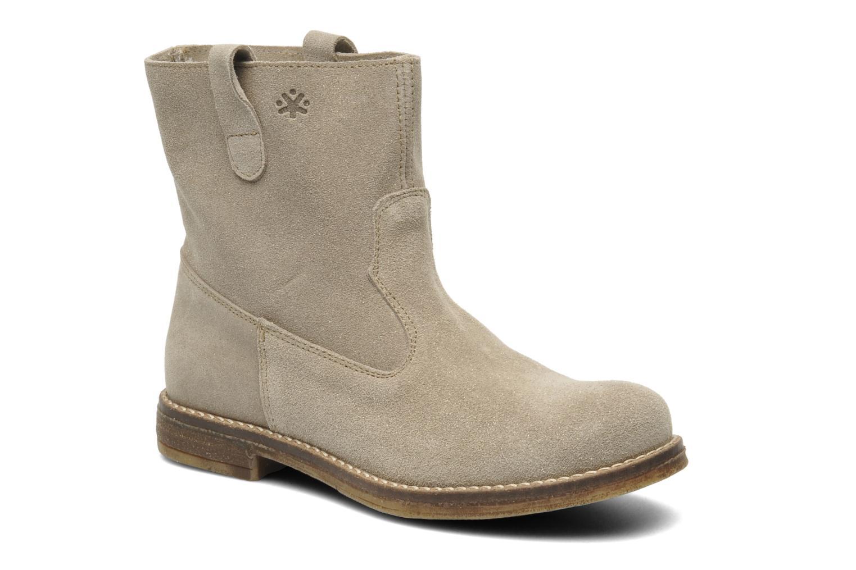Bottines et boots Acebo's Cothurne Gris vue détail/paire